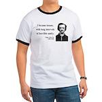 Edgar Allan Poe 7 Ringer T