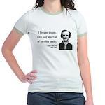 Edgar Allan Poe 7 Jr. Ringer T-Shirt