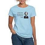 Edgar Allan Poe 7 Women's Light T-Shirt