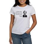 Edgar Allan Poe 7 Women's T-Shirt