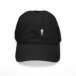 Edgar Allan Poe 7 Black Cap