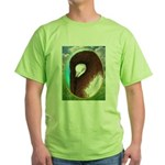 Opal Jacobin Pigeon Green T-Shirt