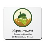 Hoperatives Mousepad