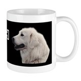 Akbash dog Small Mug