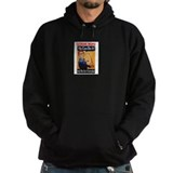 Unique Mom can do it Hoodie