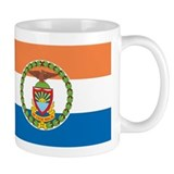 Bronx Flag Small Mug