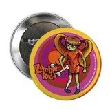 "Carlotta Zombie Kid 2.25"" Button (10 pack)"