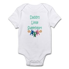 Daddy's Little Sweetheart Infant Creeper