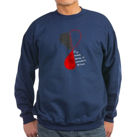 Love Sense Sweatshirt (dark)