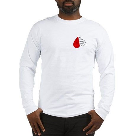 Love Sense Long Sleeve T-Shirt