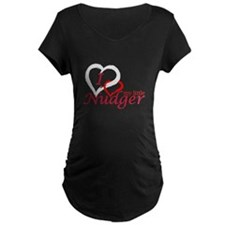 I Love My Little Nudger T-Shirt