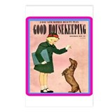 &quot;1950 Good Housekeeping&quot; Postcards (Package of 8)