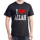 I Love Allah T-Shirt