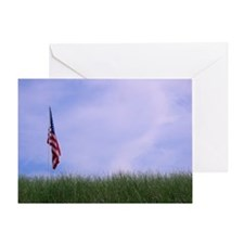 U.S. Military Tribute Greeting Card