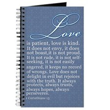 Love is patient...Journal