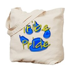 Jacob Black's Tribe Pride fro Tote Bag