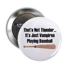 "Vampire Baseball 2.25"" Button (10 pack)"