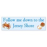 Follow me to the Jersey Shore (Bumper 50 pk)