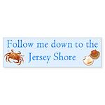 Follow me to the Jersey Shore (Bumper 10 pk)
