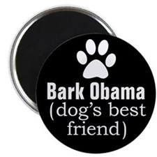 Dog's Best Friend Magnet