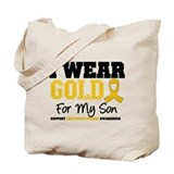 IWearGold Son Tote Bag