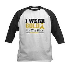 I Wear Gold Niece Tee