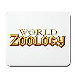 World of Zoology Mousepad