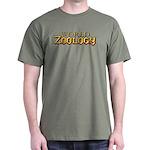 World of Zoology Dark T-Shirt