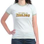 World of Zoology Jr. Ringer T-Shirt