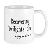 Twilightaholic Small Mug