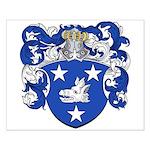 Van Der Bellen Coat of Arms Small Poster