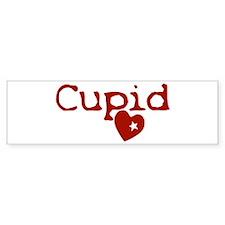 cupid Sticker (Bumper)