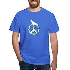 """Peace Dove"" Tee"