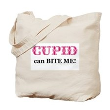 Cupid - Bite Me! Tote Bag