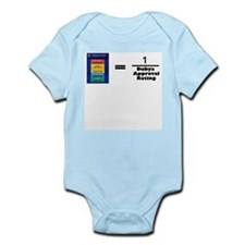 Inverse Proportion Infant Creeper