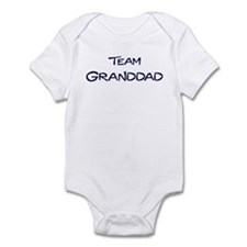 Team Granddad Infant Bodysuit