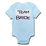 Team Bride Onesie