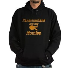 Panamians are my homies Hoodie