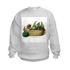 Y is for Yarn Sweatshirt