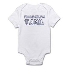 Trust Me I Am Tamil Infant Bodysuit