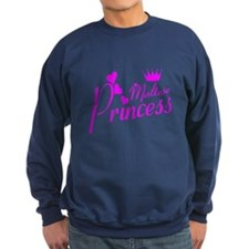 Maletese princess Sweatshirt