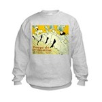 Troupe de Eglantine Kids Sweatshirt