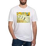 Troupe de Eglantine Fitted T-Shirt