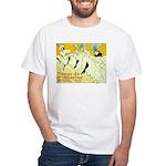 Troupe de Eglantine White T-Shirt