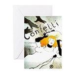 Confetti Greeting Cards (Pk of 10)
