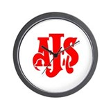 AJS Wall Clock