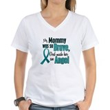 Angel 1 TEAL (Mommy) Shirt