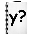 Y? Why? Journal