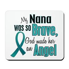 Angel 1 TEAL (Nana) Mousepad