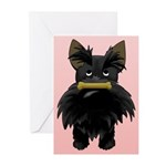 Scottie Valentine's Day Greeting Cards (Pk of 20)